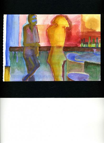 """At the Bar"" by Lynne Sachs"