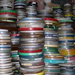 Craig Baldwin's 16mm Film Archive