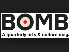 Bomb logo square