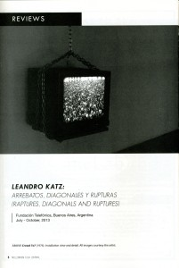 Leandro Katz Review in MFJ by Lynne Sachs 2014 p1