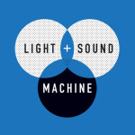 light and sound machine logo