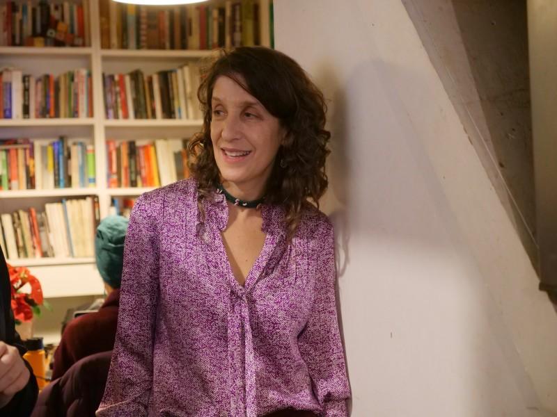 Lynne Sachs im Porträt (Lynne Sachs)